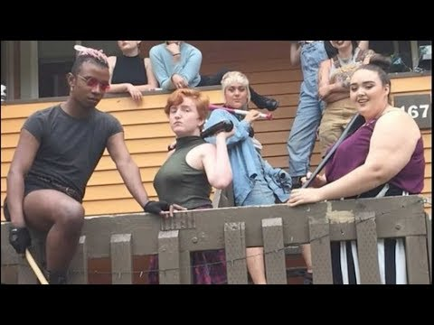 Insanity at The Evergreen State College