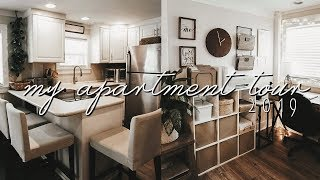 My Apartment Tour 2019 | My First Apartment