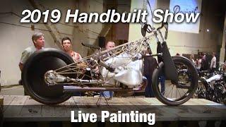 Motorcycle Art Part 83 / 2019 Handbuilt Show