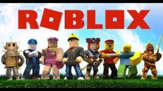im playing roblox with voice!