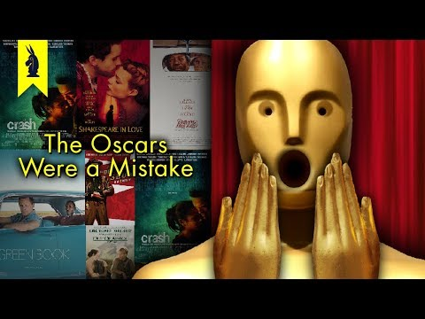 The Oscars Were a Mistake – Wisecrack Edition