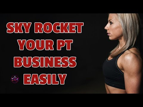Personal Trainer Marketing - Marketing For Personal Trainers