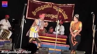 Yakshagana 2017 - Kyadgi - Vandar - Ankola - Nagashree | 1