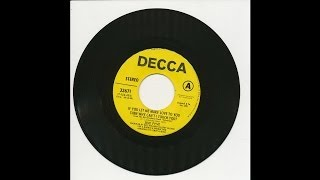 Jive Fyve - If You Let Me Make Love To You Then Why Can't I Touch You - Decca 32671