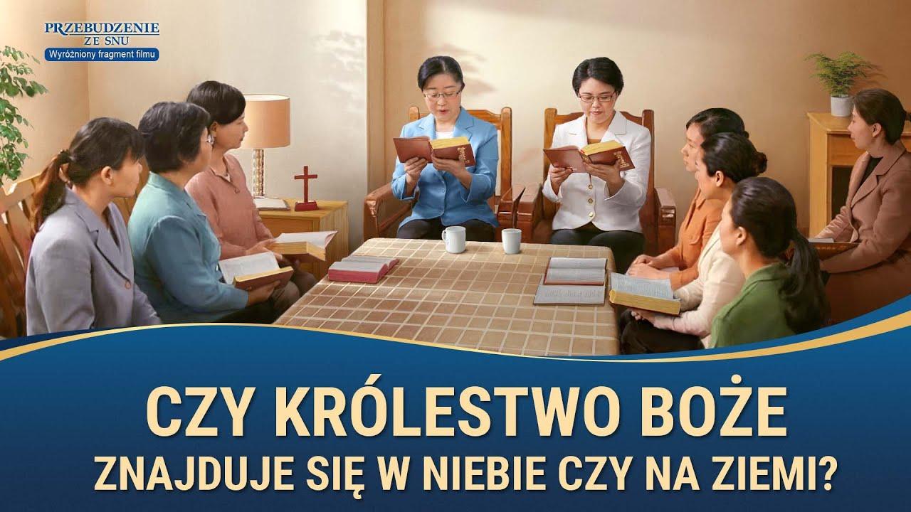 """Film ewangeliczny """"Przebudzenie ze snu"""" Klip filmowy (1) – Czy królestwo Boże znajduje się w niebie czy na ziemi?"""