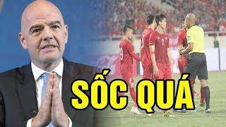 CUỐI CÙNG FIFA CHÍNH THỨC lên tiếng cực sốc: Quyết định trọng tài Oman ở trận VN chưa chắc đã sai