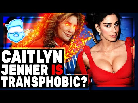 Woke Backfire! Sarah Silverman BLASTS Caitlyn Jenner & Gets Laughed At