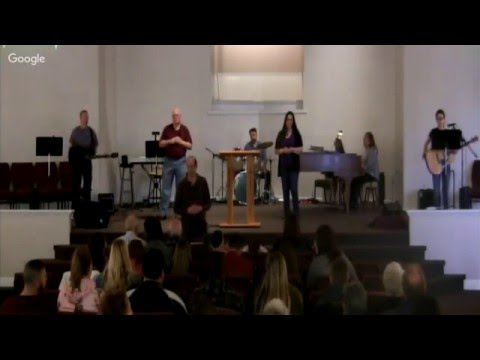 1/31/16 Service by Interim Pastor Mark Clifton