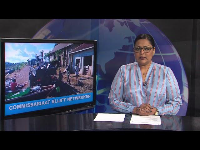 O.S Lebidoti krijgt schoolmeubilair gedoneerd STVS JOURNAAL 24 JULI 2021
