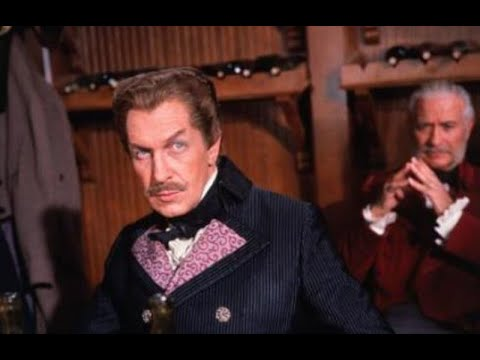 Tales of Terror (1962) Movie Trailer - Vincent Price, Maggie Pierce & Peter  Lorre - YouTube