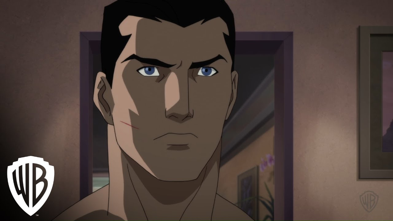 "Download Justice League Dark   ""Bruce Wayne Shaves"" Clip   Warner Bros. Entertainment"