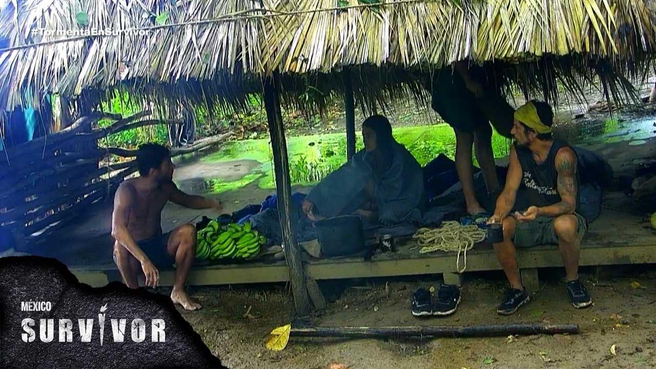 La falta de alimento y la mala racha hacen que la tribu Oselokali sufra tensión. | Survivor México