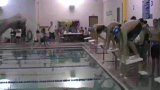 Stephen Decatur High School Swim Team- 2010
