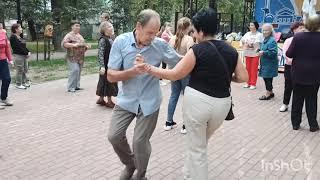 ТАНЦЫ ПРОДОЛЖАЮТСЯ 💃Парк культуры и отдыха г. Калуга 12.09.2021