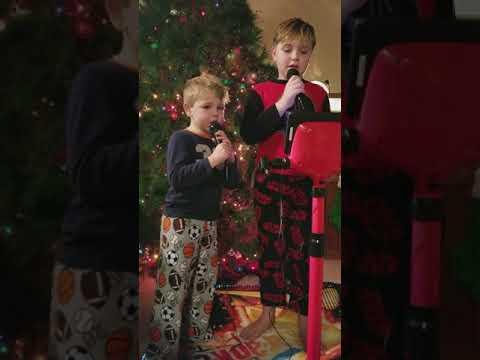 Everett & Oliver karaoke