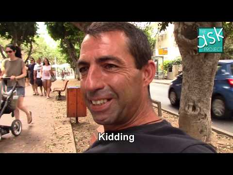 Israelis: Why Did Your Family Come To Israel?