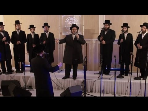 Stirring Rendition with Levy Falkowitz & Shira Choir: Purely Rachem, Live!