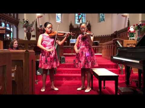 Duet violin