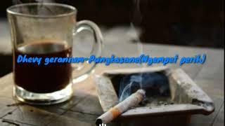 Download Mp3 Dhevy Geranium-pungkasane  Ngempet Perih Lirik