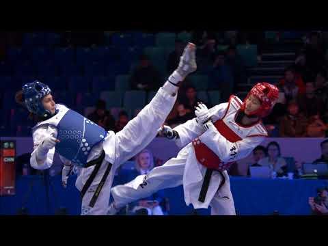 Highlights of Wuxi 2017 World Taekwondo Grand Slam Champions Series IV