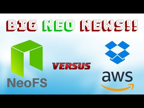 NEO vs Amazon & Dropbox, NASDAQ & Fidelity Fund ErisX - Today's Crypto News