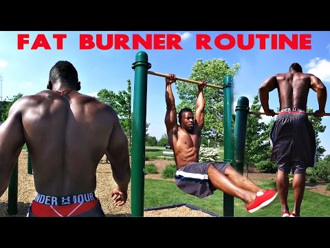 EXTREME CALISTHENICS FAT BURNER ROUTINE 1 | SUMMER SHREDDING Ep 1