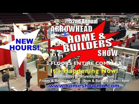 2018 Arrowhead Home & Builder Show