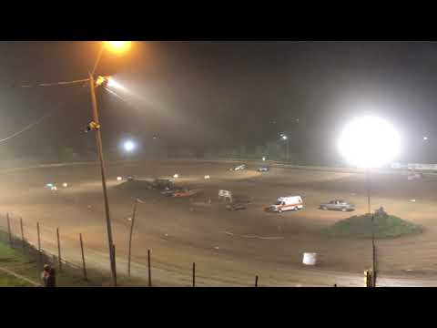8-16-2019  I-77 Speedway UMP Modified Heat Race