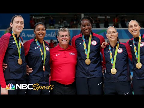 UConn's effect on Team USA Women's Basketball  NBC Sports