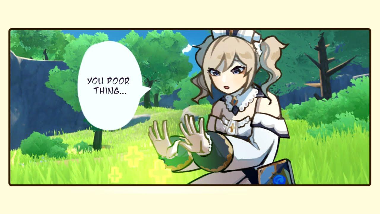Download You Poor Thing... (Genshin Impact Comic Dub)