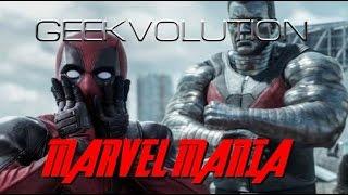 Marvel Mania Day 43 | Deadpool