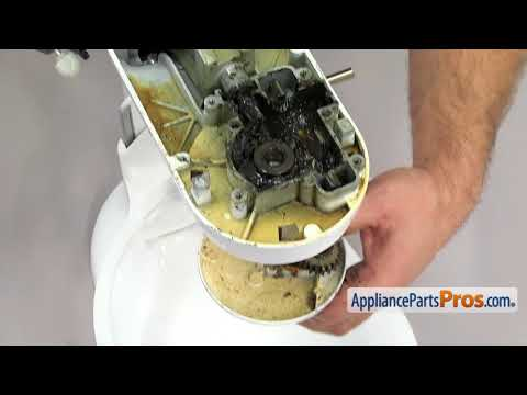 How To: Whirlpool/KitchenAid/Maytag Worm Gear Thrust Bearing WP9703445