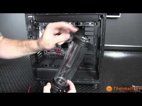 Pacific RL360/RL240 D5 Hard Tube Water Cooling Kit Overview