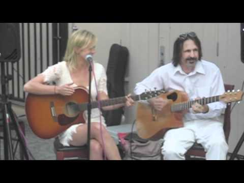 "Jessy Schram sings ""All I Want Is You"" CDV benefit"