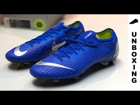 a few days away first look online store Nike Mercurial Vapor 12 Elite SG-Pro AC AH7381-400 -unboxing