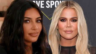 On tuesday, kim kardashian teased instagram that she was giving judgy eyes to anyone who doesn't eat a plant-based diet. her sister, khloe kardashian, was...