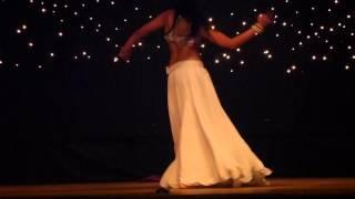Elis Pinheiro - Performance in North Walsham, UK