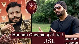 J.S.L ( Jaspal Singh ) | Cafe Punjabi | Exclusive Interview | Channel Punjabi