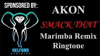 Akon - Smack That Marimba Ringtone and Alert