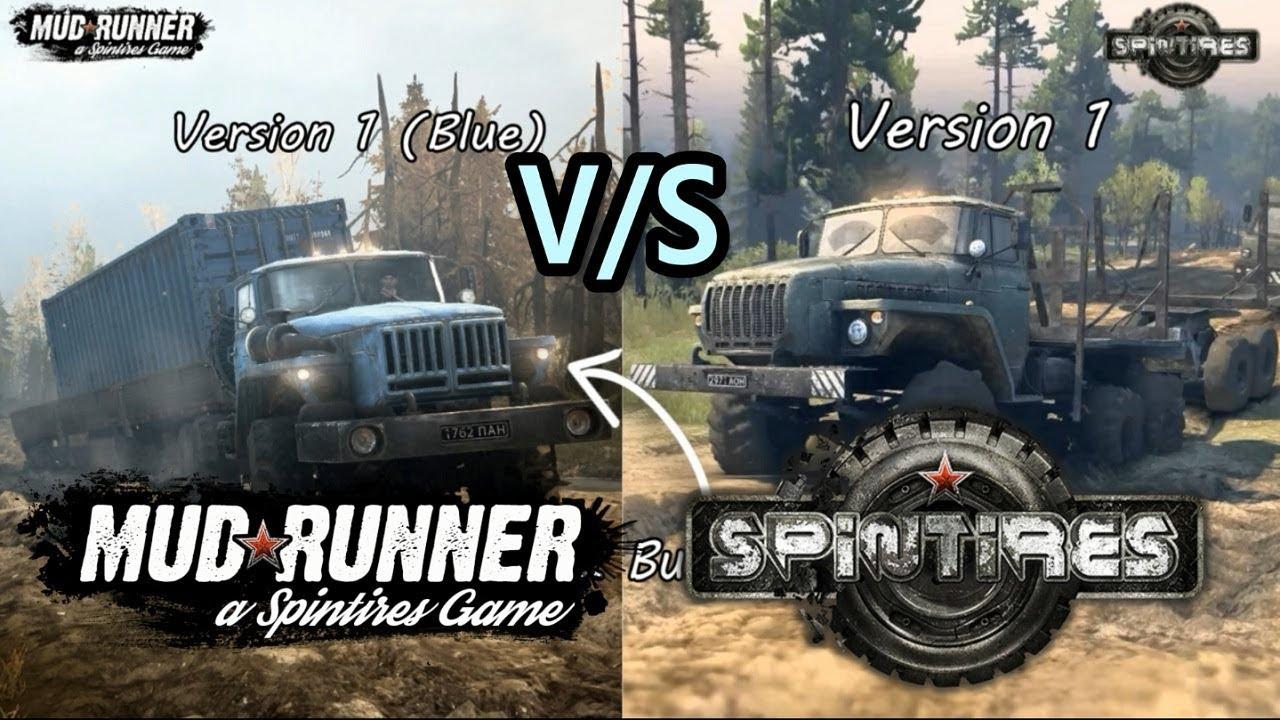 vehicule spintires