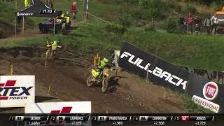 Covington passes Prado - MXGP of Sweden