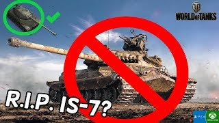 Has The Is-7 Been Replaced? || World Of Tanks: Mercenaries