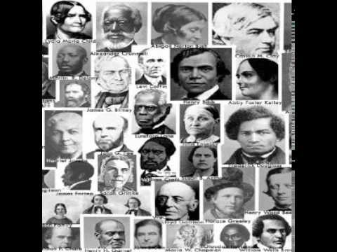The Abolitionists- William Lloyd Garrison, Frederick Douglass and John Brown.m4a
