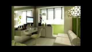 Дизайн-Патруль 2013 детская комната(Комната для девочки-подроста. Объединение лоджии и комнаты., 2013-06-13T09:26:13.000Z)