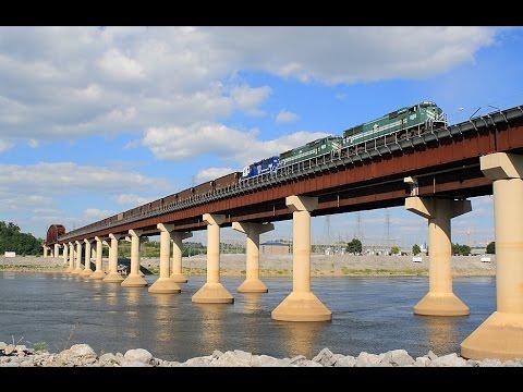 Paducah & Louisville Train:PRX1 8/13/14