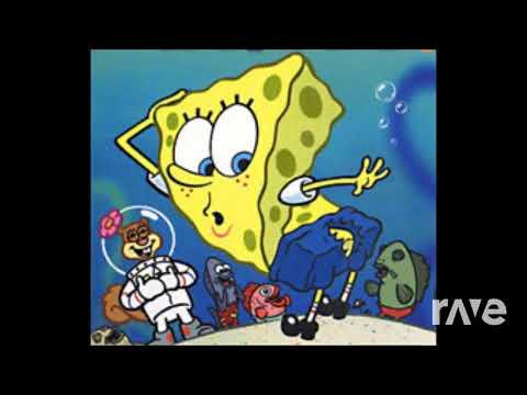 Down I Falling My Pants - Spongebob \u0026 Lil Peep \u0026 Xxxtentacion   RaveDj