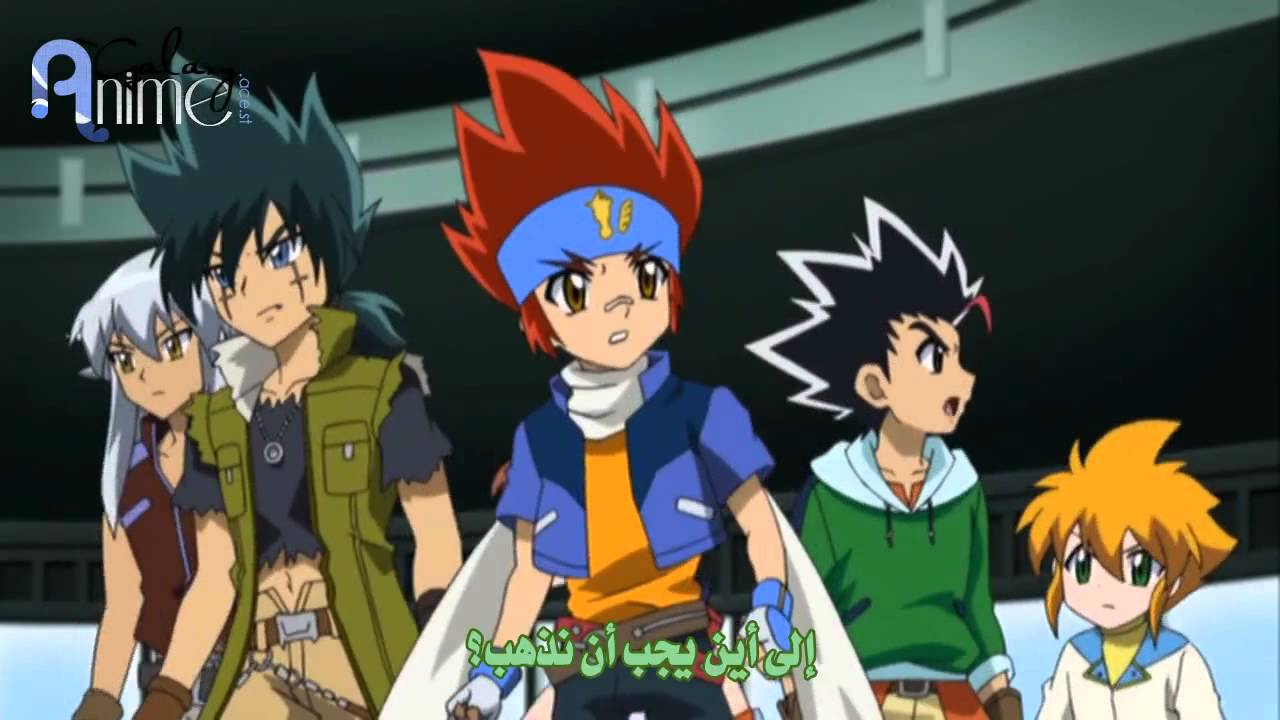 beyblade anime