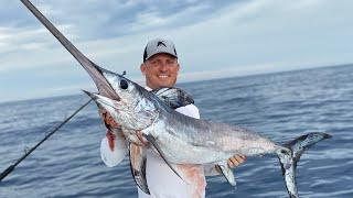 BroadBill Swordfish X 2 {Catch Clean Cook} Gladiator Of The Deep!