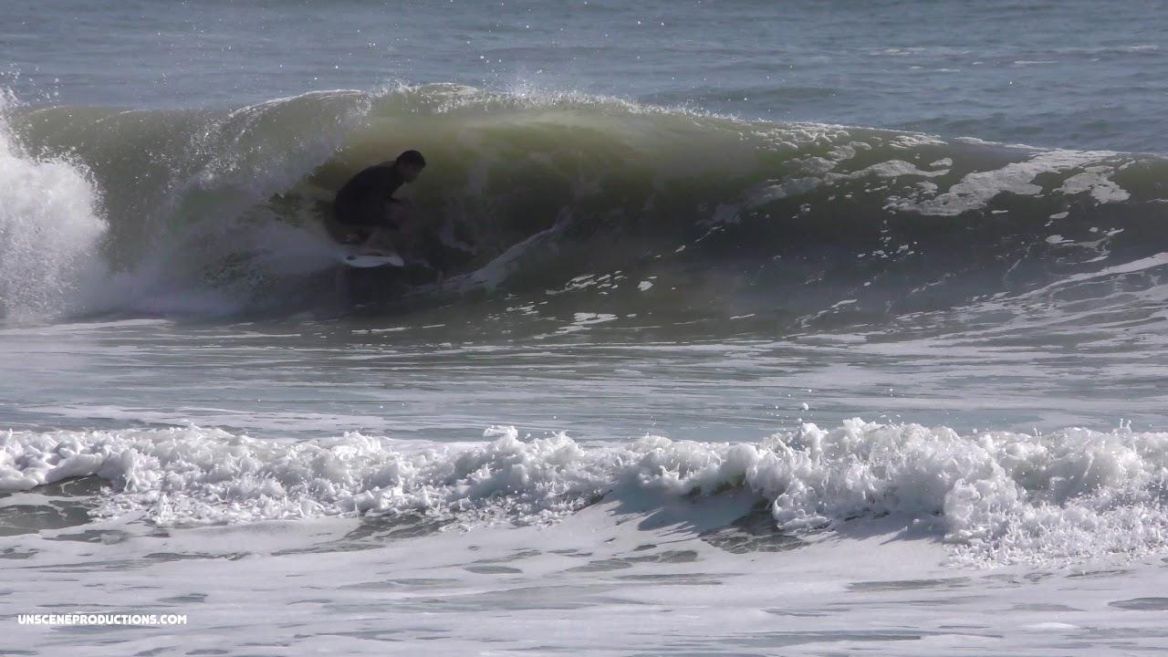 Vince Boulanger - Hurricane Dorian Ocean City 9.7.19