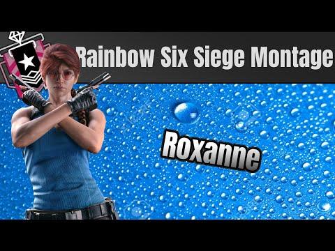 Roxanne (Remix) | Rainbow Six Siege Montage #1